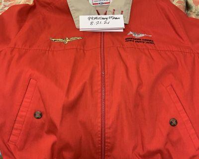 FOR SALE: - Vintage 1994 Mustang Cobra Indy 500 Jacket.
