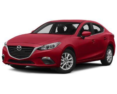 Pre-Owned 2015 Mazda3 i Touring FWD 4D Sedan