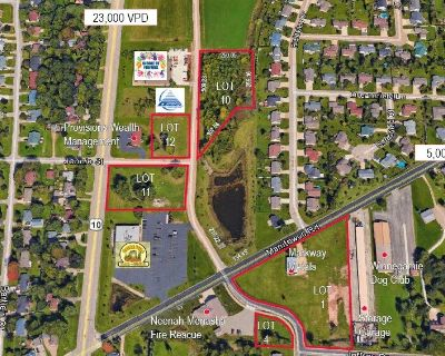Province Terrace Commercial Land For Sale