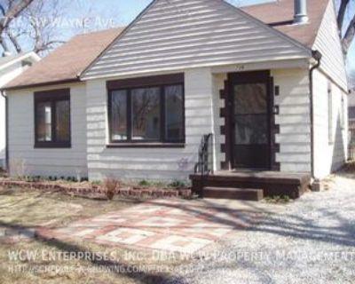 736 Sw Wayne Ave, Topeka, KS 66606 2 Bedroom House