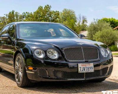 2012 Bentley Flying Spur Speed