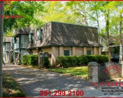 14 South Lafayette Street #1, Mobile, AL 36604 2 Bedroom Apartment