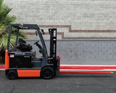 2013 TOYOTA 8FBCU30 Forklifts - Mast