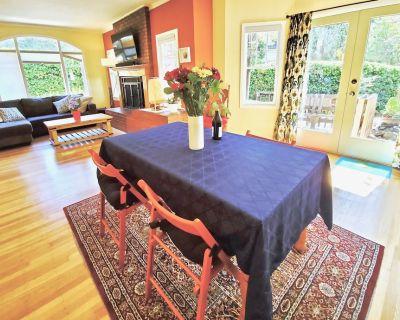 Amazing 5 bedroom San Francisco Bay Craftsman w/ private garden & Terrace Views - Thousand Oaks