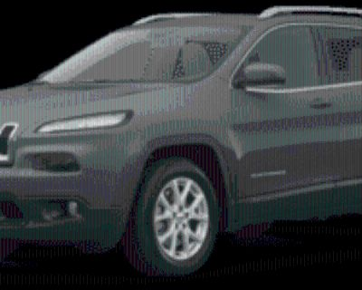 2018 Jeep Cherokee Latitude Tech