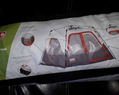 Coleman Instant Tent (Cabin) 4 person