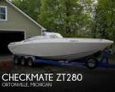 28 foot Checkmate ZT280