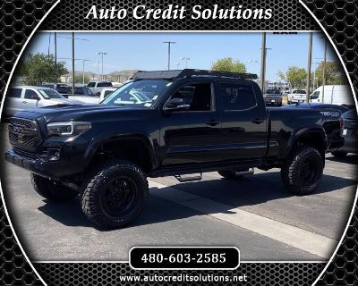 2018 Toyota Tacoma SR5 Double Cab Super Long Bed V6 6AT 4WD
