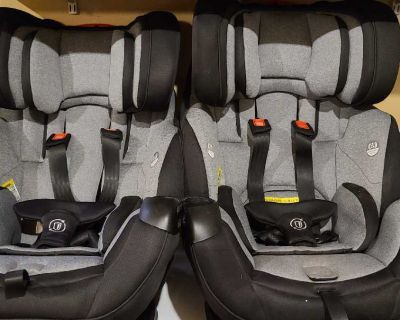 Evenflo symphony all in one car seats.