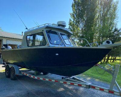 2016 Hewescraft 260 Alaskan