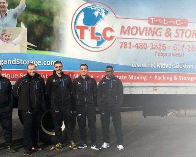 Moving and Storage Boston