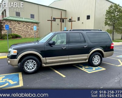 Used 2014 Ford Expedition EL 4WD 4dr XLT