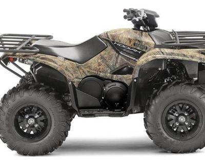 2018 Yamaha Kodiak 700 EPS ATV Utility Janesville, WI