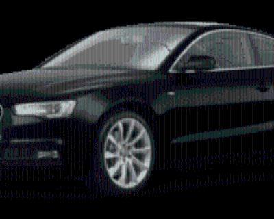 2016 Audi A5 Premium