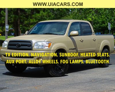 2005 Toyota Tundra Limited Double Cab 4.7L 2WD