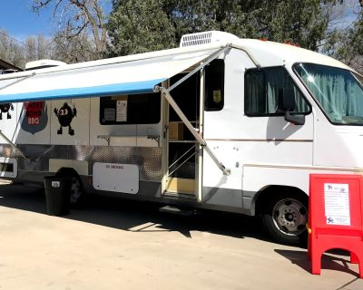 Turnkey BBQ Food Truck Business in Loveland, CO