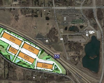 Proposed Warehouse/Office for Lease in InverPointe Business Park