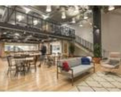 Philadelphia, Set up an open plan office space for 15