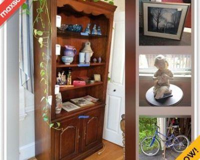 Newton Highlands Moving Online Auction - Ridgeway Terrace
