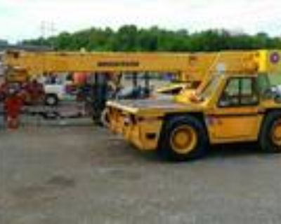 1998 Broderson IC200-2C Earth Moving and Construction