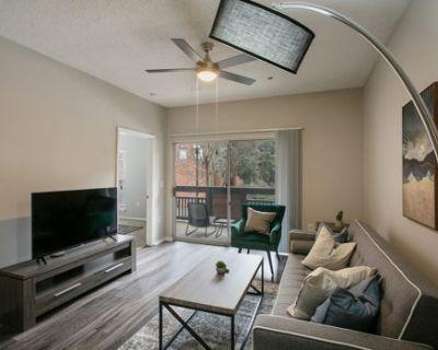 Modern 2-Bedroom Suite in Perimeter Center