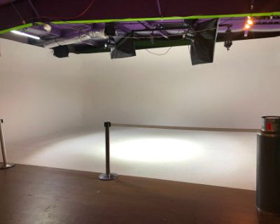 Dmv Studio For Film And Photography With Green Screen, Laurel, MD