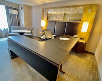 Private Office for 1 at Hyatt Regency Boston