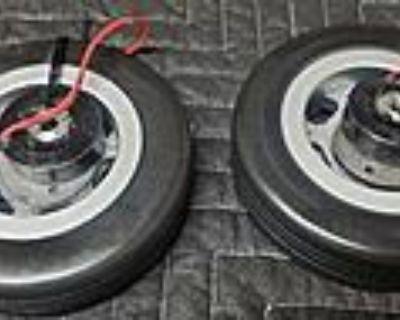 Top Rc Voyager Wheel and Brake mains