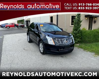 Used 2015 Cadillac SRX Luxury Collection FWD