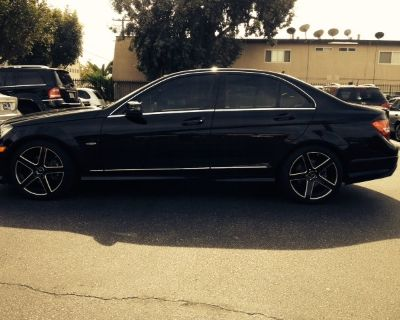 W204 wheels, tires and TPMS