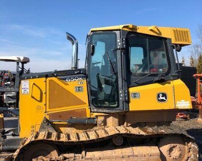 2013 John Deere Construction 650K XLT