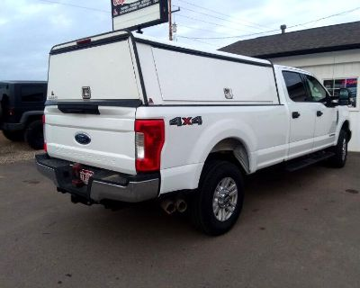 2020 Ford Super Duty F250 2017+ 8' Bed LEER DCC Work Topper