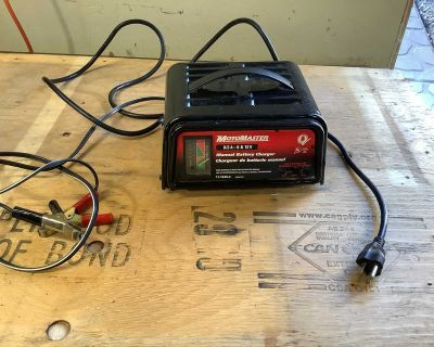 Automotive battery charger $20
