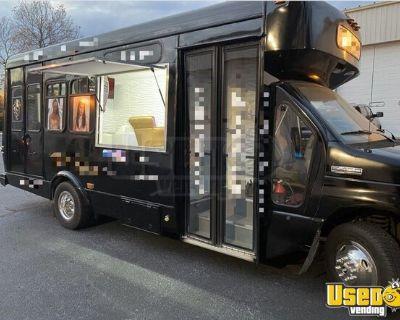 NEW CUSTOM BUILT to ORDER Mobile Salon Truck / Barbershop Truck
