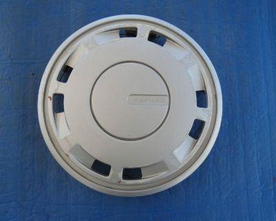 """1 Used 87 88 89 90 Volkswagen Fox 13"""" 61507 Hubcap Wheel Cover 3056011551162 Sh1"""
