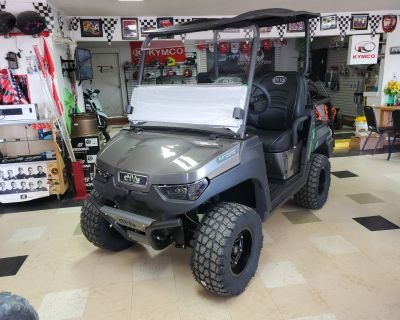2021 eNVy ELECTRIC VEHICLE 4 PERSON Electric Golf Carts Amarillo, TX