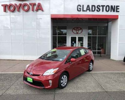 2015 Toyota Prius Two ALLOY WHEELS, BACKUP CAMERA, CRUISE CONTROL