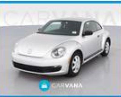 2012 Volkswagen Beetle Silver, 47K miles