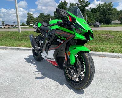 2021 Kawasaki Ninja ZX-10R ABS KRT Edition Supersport Orlando, FL