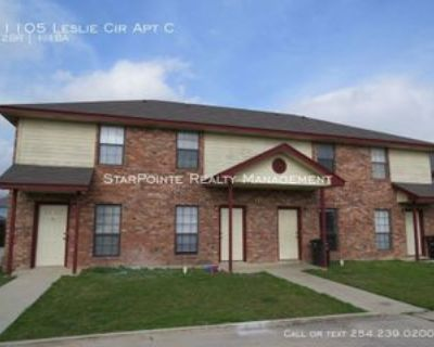 1105 Leslie Cir Apt C #Apt C, Killeen, TX 76549 2 Bedroom Apartment