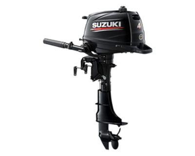 2020 Suzuki Marine DF4AS Outboards Portable Trego, WI