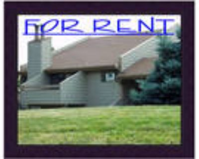Niwot Condo for Lease
