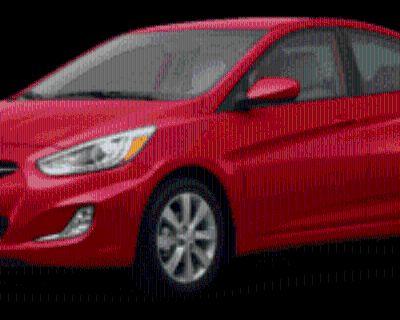 2014 Hyundai Accent GLS Sedan Automatic
