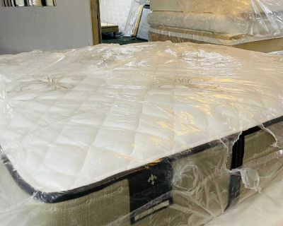 King size mattress stearns and foster