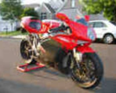 Never Been Down 2007 Mv Agusta F4 1000r Never Been Down