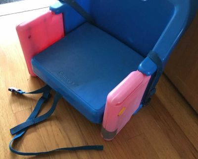 Free booster seat