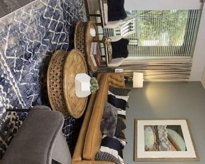 Apartment has a main room, kitchen with dining area, 2 bedrooms with closets, bath and hall clos...