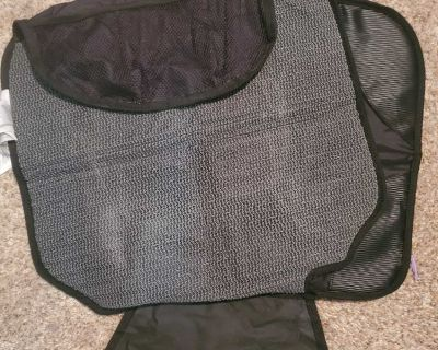 Seat protector for under carseat