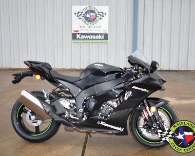 2021 Kawasaki Ninja ZX-10R Supersport La Marque, TX