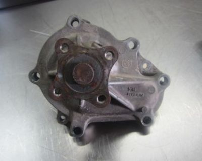 Tj013 2001 Nissan Altima 2.4 Engine Coolant Water Pump With Housing